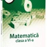 Culegere Matematica - Esential culegere. Clubul matematicienilor. Clasa a 6-a. Partea II