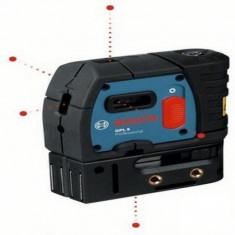 Nivela laser cu 5 puncteBosch - GPL 5 - Nivela optica