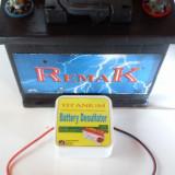 Baterie auto, Universal - DESULFATOR ptr. BATERIE de masina