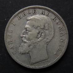 Monede Romania - 1 Leu 1894 - Argint
