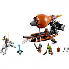 LEGO® NINJAGO™ Zepelin de lupta - 70603