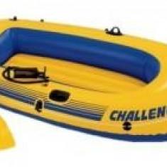 Barca pneumatice - Barca gonflabila Challenger 2 pentru 2 persoane Intex 68367