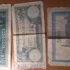 Bancnote Romanesti - Bani vechi