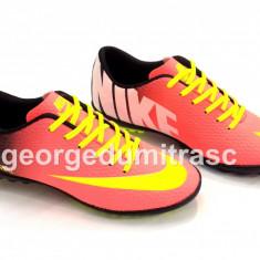 Ghete fotbal Nike, Barbati, Asfalt, Sala, Teren sintetic, Iarba - GHETE NIKE MERCURIAL VICTORY FOOTBAL 2016