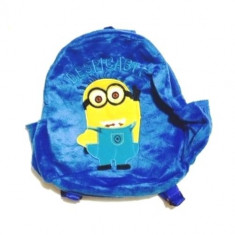 Jucarii plus - Rucsacel de plus Minion – Despicable me