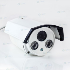 Camera CCTV - Camera supraveghere HD cu infrarosu 2 LED-URI IR, 700 TVL, 8 mm SYX-858