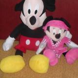 Perechea vesela Minnie si Mickey Mouse - OKAZIE - Jucarii plus