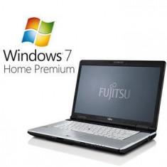 Laptop Fujitsu-Siemens - Laptopuri Refurbished Fujitsu E751 i7 2640M Win 7 Home
