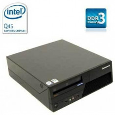Sisteme desktop fara monitor - PC sh ThinkCentre M58p Pentium Dual Core E6600 3 06ghz