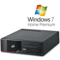 Sisteme desktop fara monitor - Calculatoare Refurbished Fujitsu ESPRIMO E900 i5 2320 Windows 7 Home