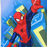 Prosop de plaja Disney Spiderman 100% bumbac 70x140 cm