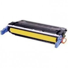 Cartus toner nou HP Q5952A Yellow compatibil - Imprimanta cu jet