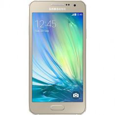 Samsung Smartphone Samsung Galaxy a3 dualsim 16gb auriu a300 - Telefon Samsung