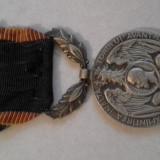 1913 AVINTUL TARII CU PANGLICA ORIGINALA /2 - Medalii Romania
