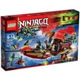 LEGO® Ninjago™ Ultimul zbor al navei Destinys Bounty 70738