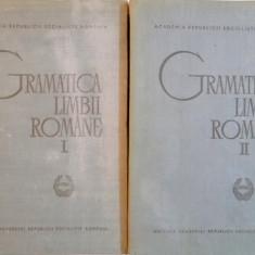 GRAMATICA LIMBII ROMANE, VOL.I-II 1966