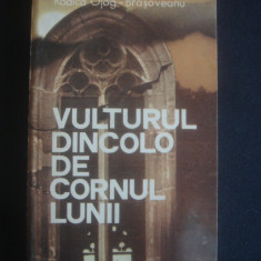 RODICA OJOG BRASOVEANU - VULTURUL DINCOLO DE CORNUL LUNII - Carte politiste