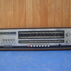 Aparat radio - Radio Telefunken Concertino 201V stereo