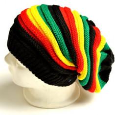 Caciula ( Fes ) Rasta - Jamaica - Bob Marley ( unisex ) - Caciula Copii