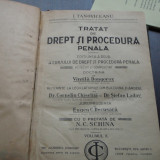 TRATAT DE DREPT SI PROCEDURA PENALA, 3 VOLUME - I.TONOVICEANU - Carte Drept penal