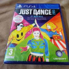 Joc PS4, Just Dance 2015, original si sigilat, alte sute de jocuri! - Jocuri PS4, Simulatoare, 3+, Multiplayer