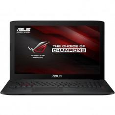 Laptop Asus GL552VW-CN091D 15.6 inch Full HD Intel Core i7-6700HQ 16GB DDR4 1TB HDD 128GB SSD nVidia GeForce GTX 960M 4GB Gri Metalic
