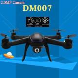 Drona DM007 2.4GHz, 4 CH RC Quadcopter 6 Axis Gyro, Camera 2.0MP