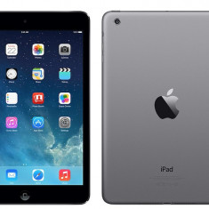 Apple iPad Mini 4 16GB Space Grey 4G LTE Cellular Gri Garantie Nou Liber Retea, Wi-Fi + 4G