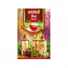 Ceai naturist - Ceai Nuc Frunze 50gr Adserv