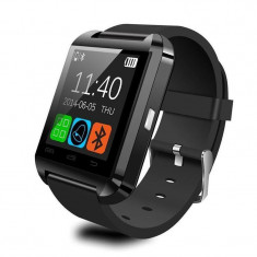 Ceas smart watch U8 negru