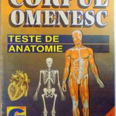 CORPUL OMENESC . TESTE DE ANATOMIE de DARYL VRIESENGA, 1998