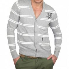 Pulover barbati - Cardigan barbati Ecko Unlimited Stripe Sweater #1000000009347 - Marime: L