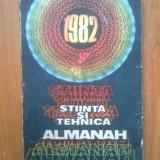 W0c ALMANAH - STIINTA SI TEHNICA 1982