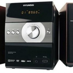 Combina audio - Hyundai Sistem audio MSD861DRU, negru