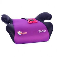 Inaltator Auto Sido 22-36 Kg Purple - Scaun auto bebelusi grupa 0+ (0-13 kg)