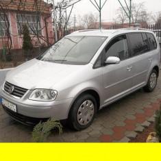 Autoturism Volkswagen, TOURAN, An Fabricatie: 2004, Motorina/Diesel, 180345 km, 1896 cmc - Volkswagen Touran
