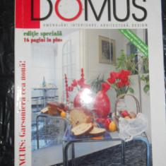 DOMUS - NR 4 MAI 2002 - Revista casa