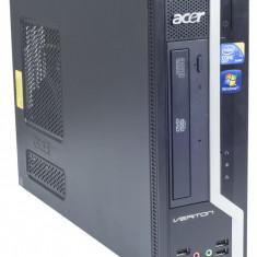 Acer Veriton X680G SFF i5-650 cu Windows 7 Professional - Sisteme desktop fara monitor