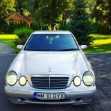Mercedes E220 CDI Elegance, an 2001 - Autoturism Mercedes, Motorina/Diesel, 250000 km, 2148 cmc, Clasa E