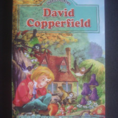 CHARLES DICKENS - DAVID COPPERFIELD - Carte educativa