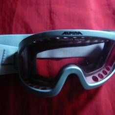 Vizor- ochelari protectie pt ski - Alpina singlereflex fogstop - Ochelari ski