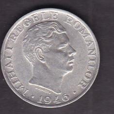 ROMANIA 1946, MONEDA ARGINT VALOAREA 25000 LEI, MIHAI I REGELE ROMANIALOR - Moneda Romania