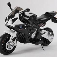 Motocicleta electrica COPII BMW 12 VOLTI neagra - Masinuta electrica copii