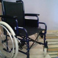 Scaun rulant(pt persoane cu dizabilitati) nou - Scaun cu rotile