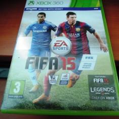 Joc Fifa 15, xbox360, original, alte sute de jocuri! - Jocuri Xbox 360, Sporturi, 3+, Multiplayer