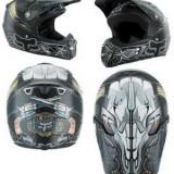 MXE Casca motocross Fox V2 Pilot High Noon, culoare neagra Cod Produs: 01069-001-004
