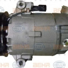 Compresor, climatizare NISSAN DUALIS 2.0 dCi - HELLA 8FK 351 340-201 - Compresoare aer conditionat auto
