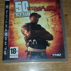 PS3 50 Cent Blood on the sand - joc original by WADDER - Jocuri PS3 Thq, Shooting, 18+, Single player