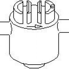 Ventil, filtru de combustibil AUDI A4 limuzina 1.9 TDI - TOPRAN 102 730 - Filtru combustibil