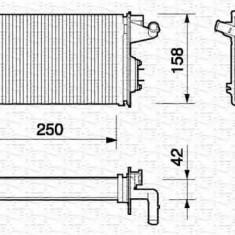 Schimbator caldura, incalzire habitaclu FIAT TIPO 1.4 - MAGNETI MARELLI 350218052000 - Sistem Incalzire Auto